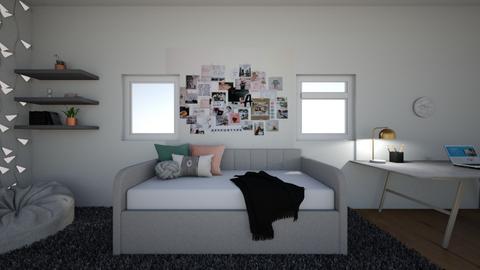 Teen Bedroom - Bedroom  - by LilLil