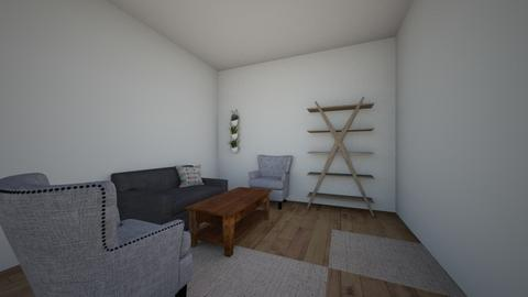 asd - Living room  - by bln