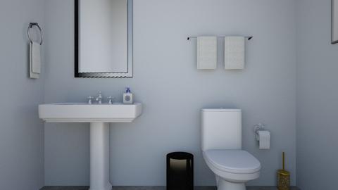 Bathrooom - Bathroom  - by Wensday