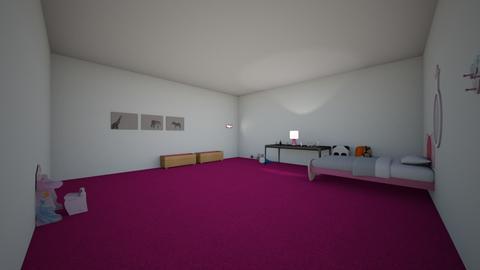 Alexa - Kids room  - by HannahLugibihl14