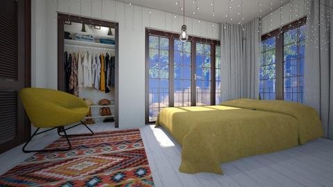 bedroom - Bedroom  - by Nan92