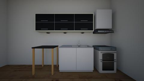 cocina 2 - Kitchen  - by Megamallo