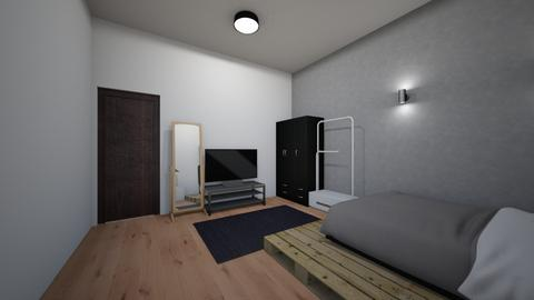 Kamar 1 - Modern - Bedroom - by Farhan Herjanto