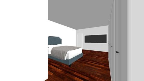 Condo - Modern - Bedroom  - by NsPmac