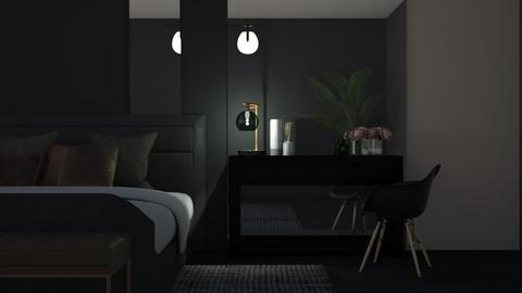 Zeynep - Bedroom  - by zeynep1