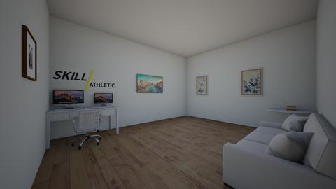 gaming room  - by yarel baez