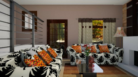 MY LIVING ROOM - by GLENN SANCHEZ