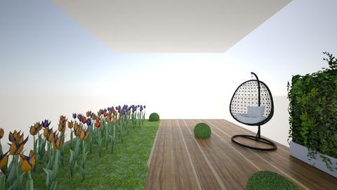 Indoor dream garden - Classic - Garden  - by Louisa caulton