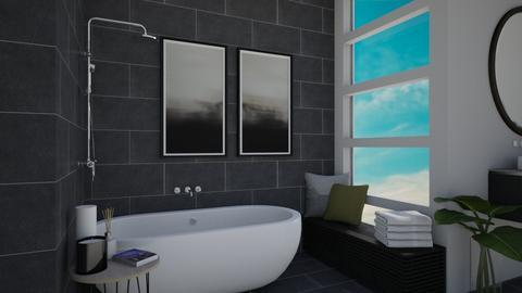 Bafroom - Bathroom  - by PinkMist