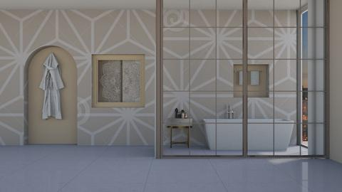 Art Deco BR - Classic - Bathroom  - by kitacat