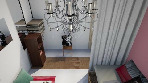 Medium Bedroom 10x11 - Bedroom - by bellelleb