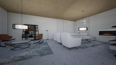 83 2 - Living room  - by Lia Malhi