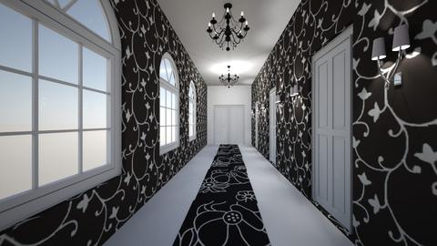 Folyosó - Classic - Hallway - by Audrey17
