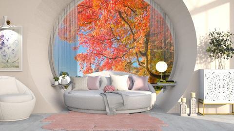 burlly - Bedroom  - by soralobo