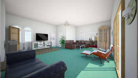 jvp simple living room2 - Minimal - by jeffVP VP