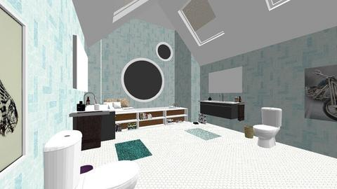 Chic Bathroom - Bathroom - by aRt3mis_928