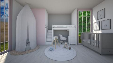 kids room competition - Kids room  - by Tanem Kutlu