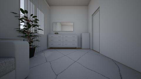 My small ass room - Minimal - by mlk_akv