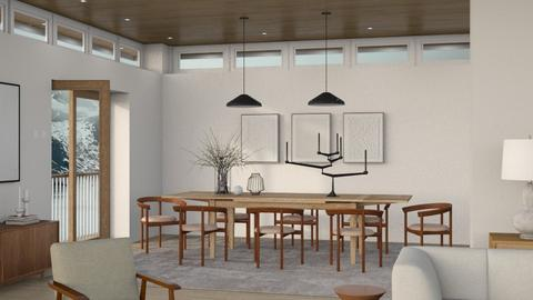 Cool Breeze - Dining room  - by dominicjames