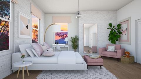 ARTISAN FLOORING template - Bedroom - by Lucii