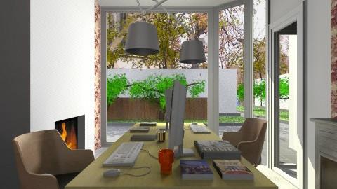 Flexible Practice - Modern - Office  - by 3rdfloor