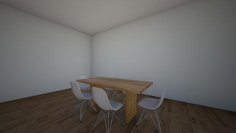 Cirihn - Dining room - by pthai