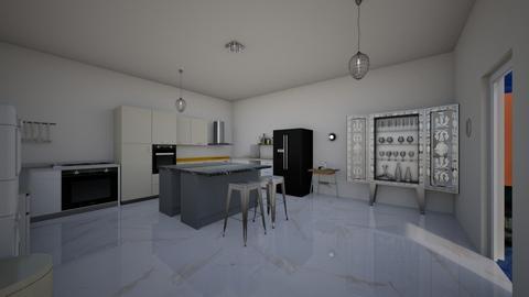 kitchen - Kitchen  - by siddhi0103