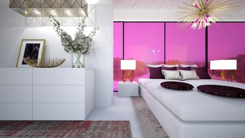 cristal - Bedroom  - by ana111