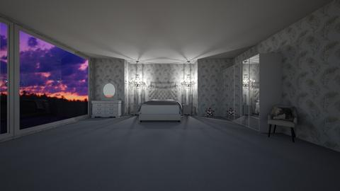 bedroom - Bedroom  - by Telah C