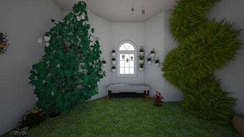 indoor garden - Garden  - by goldenfang11