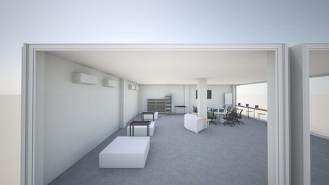 Training room V3 - Office  - by JanjyEiei
