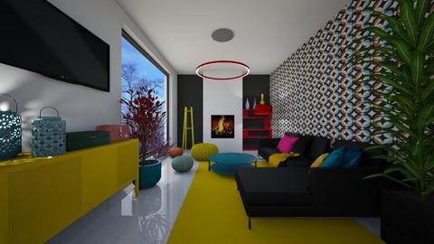 home - by mo_de_in_studio