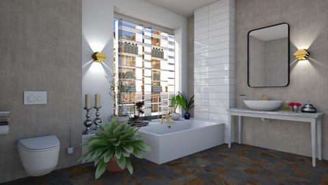 MINIMOLIA - Modern - Bathroom  - by 3rdfloor