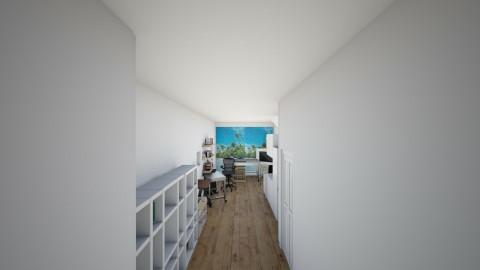 Art room - Minimal - Office  - by Jackeyedog