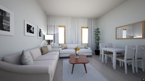 livingroom viola - Living room  - by kamila2707