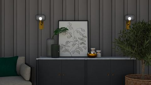 fernemcalpin - Living room  - by aestheticXdesigns