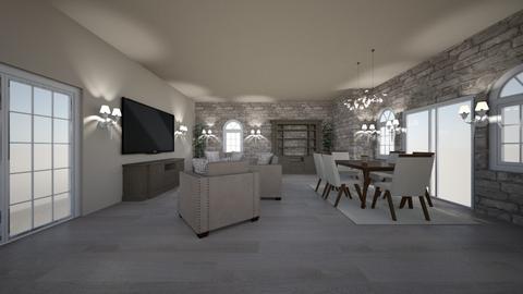 livingroom - Living room - by jovhke