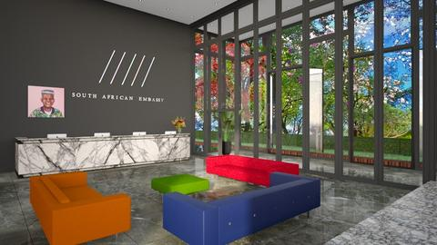 rainbow nation embassy - by annamarina