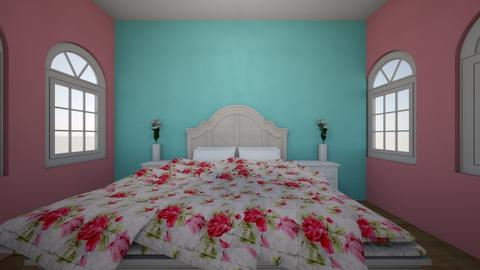 Shabby Chic Bedroom - Bedroom  - by WinnieXPebbles