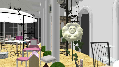 garden home - by GinaAlhambra
