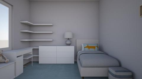 City Kids Room - Kids room  - by lauren_murphy