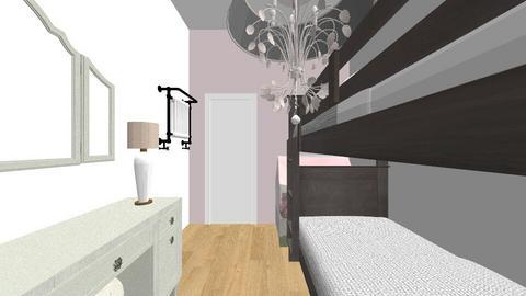 my room - Vintage - Bedroom - by esmenette145