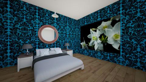parents room 1 - Bedroom - by tizziana leivas