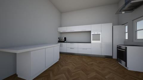 Valantines house  - Modern - Kitchen  - by EmmieFord
