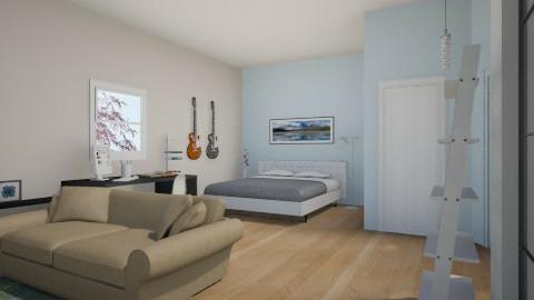 AEec - Bedroom - by Eericacaloi