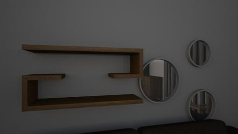 my room version 1 - Bedroom  - by kolomo50