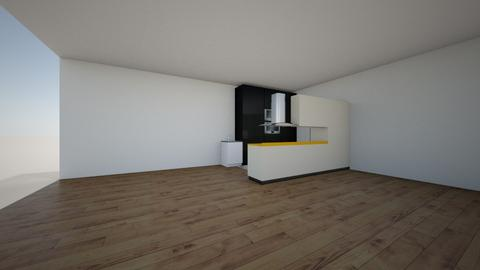living room kitchen - Living room  - by sarahann1240