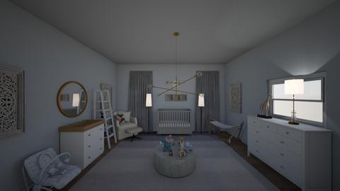 Nursery - Modern - Kids room  - by BunnyJun