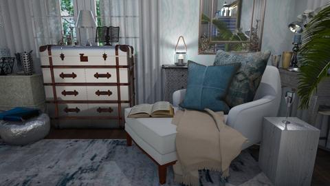 cozy sit turq rug lmp1 - by deemuri_co