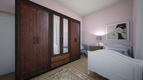 Casa - Minimal - Living room  - by AndySergi